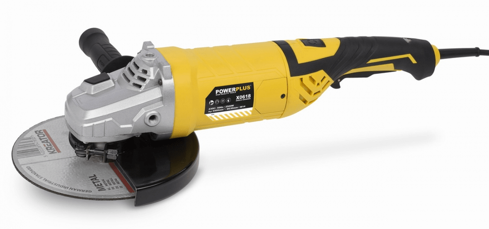 PowerPlus POWX0618 Úhlová bruska 2.500W, 230mm