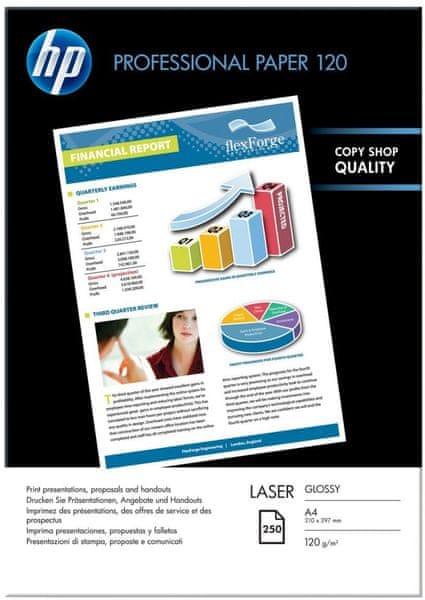 HP Glossy Profesional Laser (CG964A)