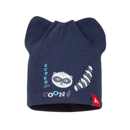 Broel Dětská čepice Bero 39 modrá