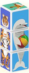 TM Toys Magicube - Zvířátka