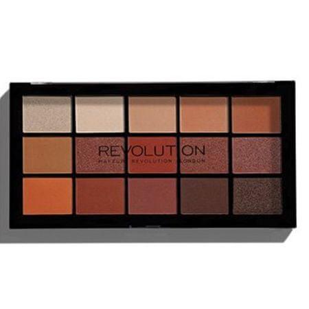 Makeup Revolution Paletka očních stínů Re-Loaded Palette Iconic Fever 16,5 g