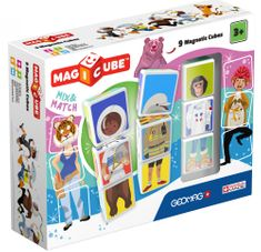 TM Toys Magicube - Mix & match 9 ks
