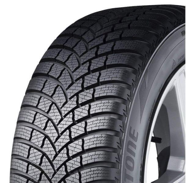 Bridgestone Blizzak LM-001 EVO 205/55 R16 91 T - zimní pneu