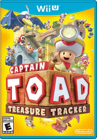 Nintendo igra Captain Toad: Treasure Tracker Selects (WiiU)