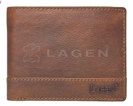 Lagen Pánska kožená peňaženka 1998/V BRN