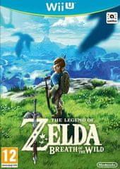 Nintendo igra The Legend of Zelda: Breath of the Wild (WiiU)