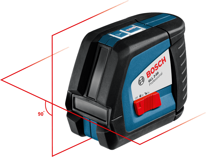 BOSCH Professional GLL 2-50
