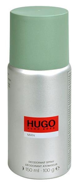 Hugo Boss Hugo - deodorant ve spreji 150 ml