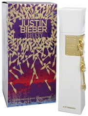 Justin Bieber The Key - woda perfumowana