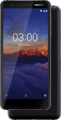 Nokia 3.1 2/16GB Single SIM, Black Chrome