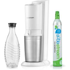 SodaStream Crystal White