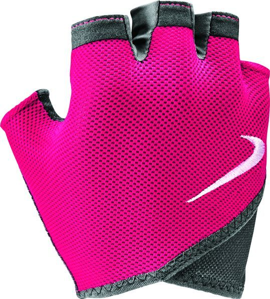 Nike Women'S Gym Essential Fitness Gloves S pink