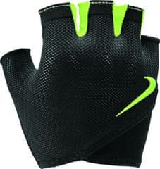 Nike Women'S Gym Essential Fitness Gloves L green