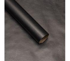 Giftisimo Balicí papír, natura, černý, 5 archů