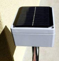 MAMMOOTH Plašič krtků a hrabošů se solárním napájením, počet zařízení: 1 ks