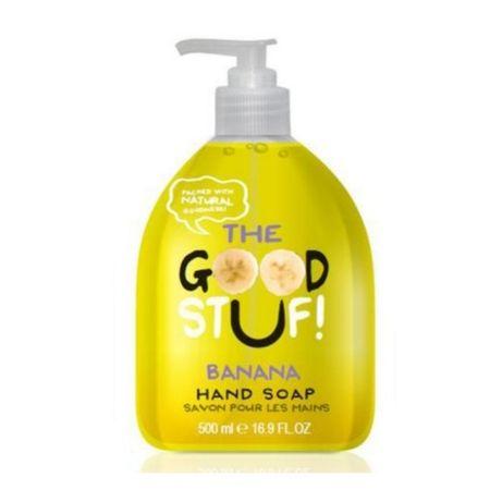 The Goodstuf Tekuté mýdlo na ruce s vůní banánu (Banana Hand Wash) 500 ml