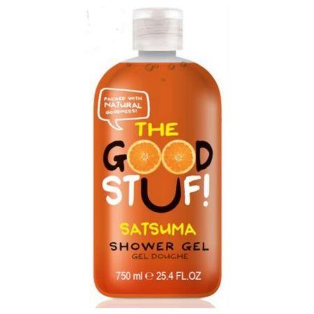The Goodstuf Hydratačný sprchovací gél s vôňou mandarínky (Satsuma Shower Gel) 750 ml