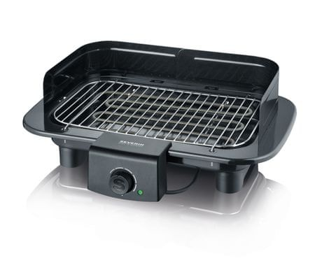 SEVERIN Grill stołowy PG 8538