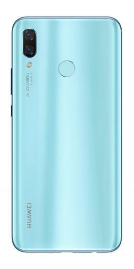 Huawei Nova 3, 4GB/128GB, Airy blue