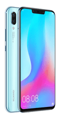 Huawei Nova 3, 4/128GB, Airy blue