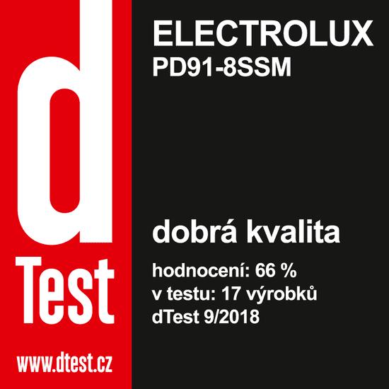 Electrolux sáčkový vysavač Pure D9 PD91-8SSM