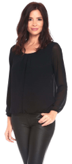 La Belle Parisienne ženska bluza Shanon