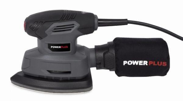 PowerPlus POWE40020 Vibrační delta bruska 140 W