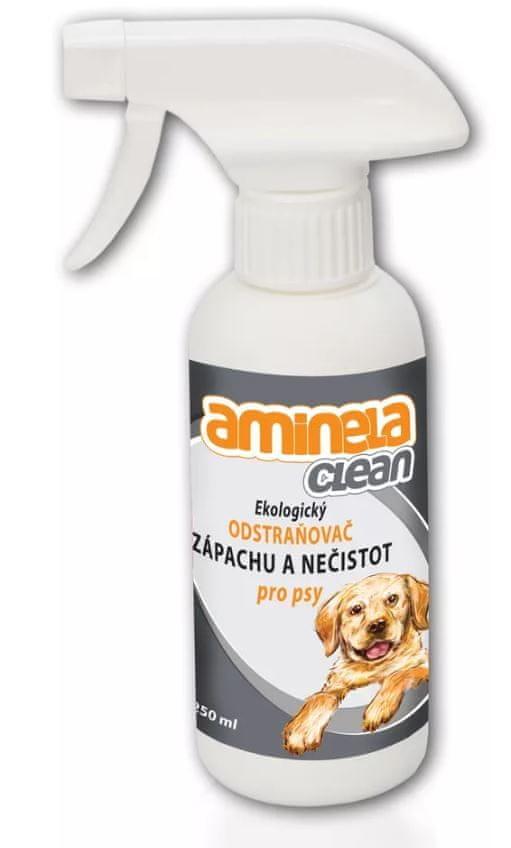 Aminela Ekologický odstraňovač zápachu pro psy 250ml