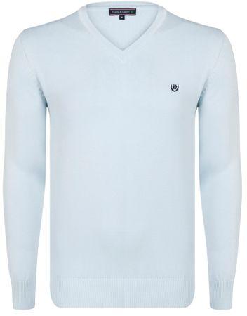 FELIX HARDY muški pulover, XXL, svijetlo plavi