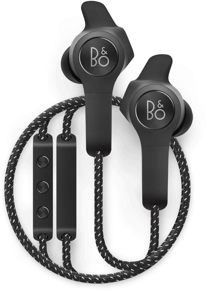 Bang & Olufsen Beoplay Earphones E6 černá