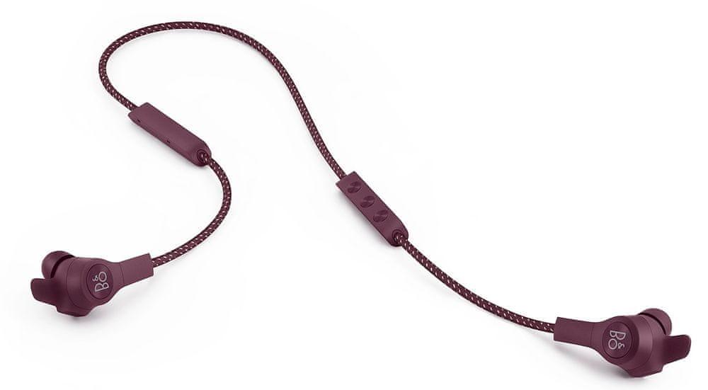 Bang & Olufsen Beoplay Earphones E6 fialová bezdrátová sluchátka