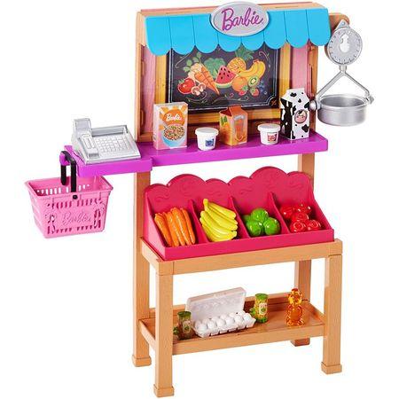 Mattel Barbie Dokonalé pracoviště - obchod