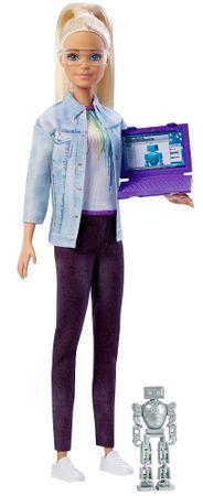 Mattel Barbie szőke mérnök