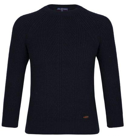 Paul Parker sweter damski S ciemny niebieski