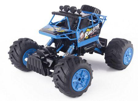 Alltoys RC obojživelný truck 1:14 - modrý