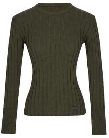 Paul Parker ženski pulover, XS, zelen
