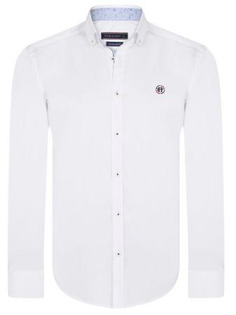 FELIX HARDY moška srajca, L, bela