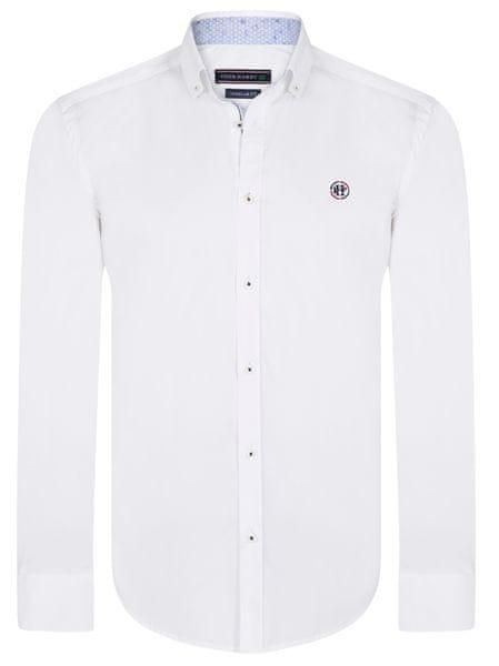 FELIX HARDY pánská košile XL bílá e3afd589a9