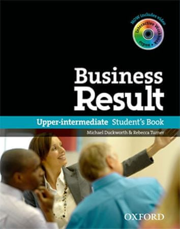 Duckworth, M. - Turner, R.: Business Result DVD Edition Upper Intermediate Student´s Book + DVD-ROM