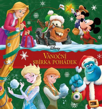 kolektiv autorů: Disney - Vánoční sbírka pohádek