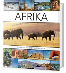 Afrika - Inspirativní průvodce pro cestovatele