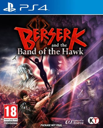 Koei Tecmo igra Berserk and the Band of the Hawk (PS4)
