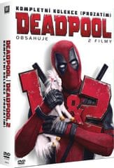 Deadpool 1&2 (2DVD)   - DVD