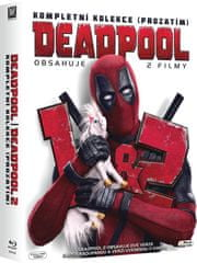 Deadpool 1&2 (2BD)   - Blu-ray