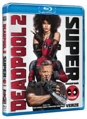 Deadpool 2 (2BD)   - Blu-ray