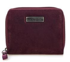Tamaris dámská vínová peněženka Ashley
