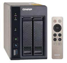 """Qnap TS-253A NAS strežnik za dva 3.5"""" ali 2.5"""" diska"""