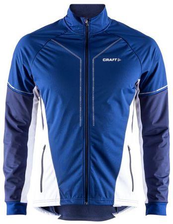 Craft moška jakna Storm 2.0, S, bela/modra
