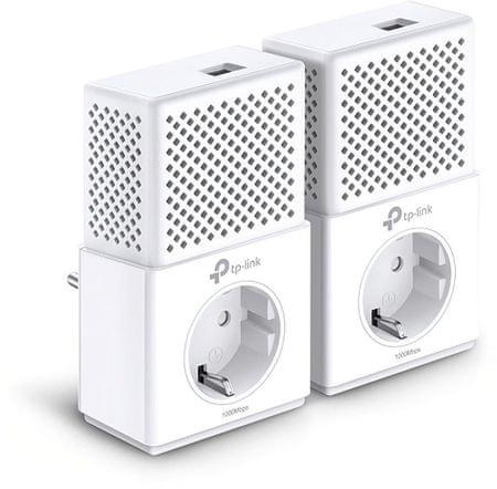 TP-Link powerline adapter TL-PA7010PKIT AV1000, s utičnicom