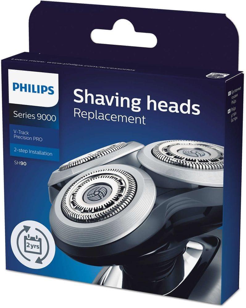 Philips Series 9000 SH90/70 - rozbaleno